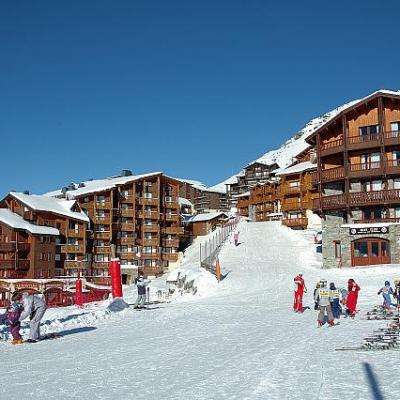 VILLAGE MONTANA Val Thorens  4*